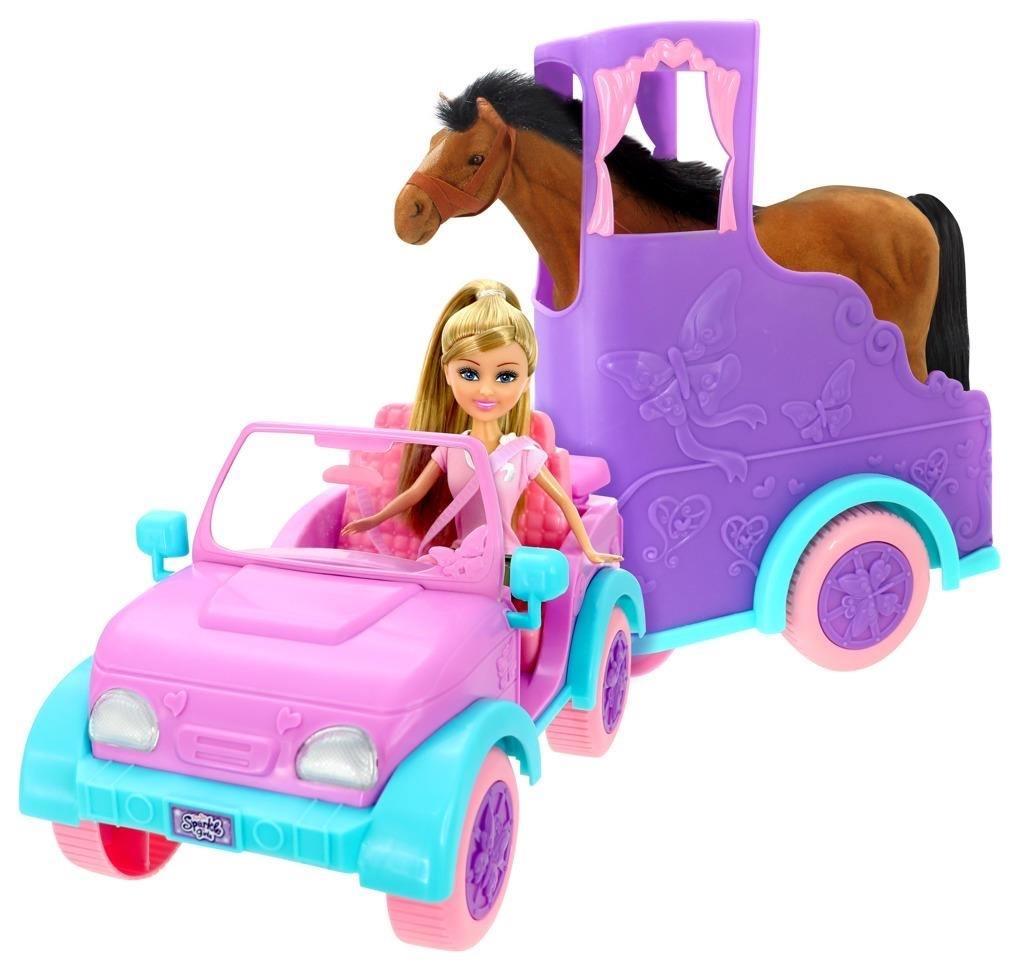 Alltoys Skřítek Vítek Přívěs pro koně Sparkle Girlz