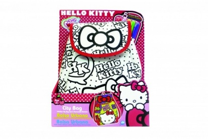 Color me mine kabelka Hello Kitty