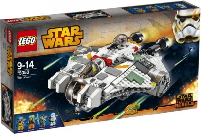 Lego Star Wars 75053 Ghost
