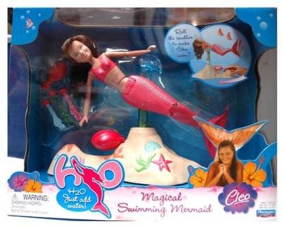 Panenka H2o kouzelná Clea