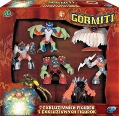 Gormiti Mythos exklusivní sada mix