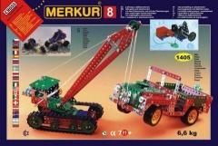 Stavebnice MERKUR 8