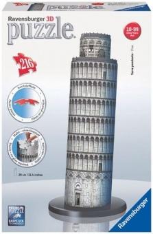 Šikmá věž v Pise 3D 216 dílků