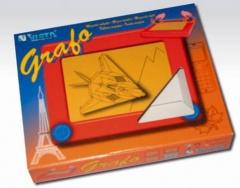 Magická tabulka - Grafo