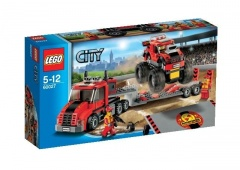 Lego City 60027 Transportér Monster trucků