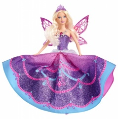 Barbie vílí princezna