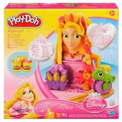 Hasbro Play doh Disney Princess Locika vlasové studio