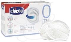 Chicco Antibakt. tampony do podprsenky