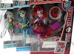Monster High příšerky