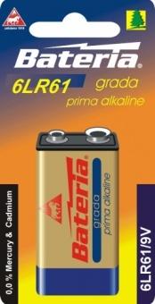 Baterie Grada prima alkalická 6LR61- 9V