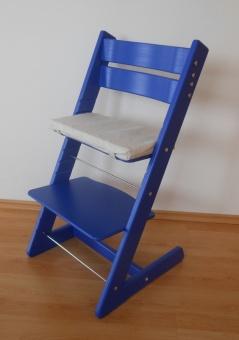 Dětská rostoucí židle JITRO Klasik barevná