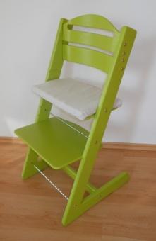 Dětská rostoucí židle JITRO Baby barevná