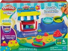 Hasbro Play-Doh Výroba dortíků