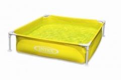 Dětský bazén INTEX Frame Pool Mini žlutý