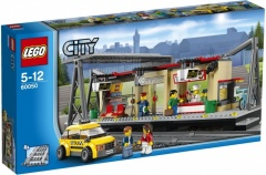 Lego City 60050 nádraží