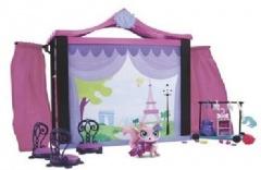 Hasbro Littlest Pet Shop prohlídkové molo hrací set
