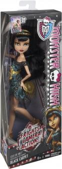Monster High Howlywood příšerka