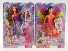 Barbie Kouzelná dvířka kamarádky s funkcí