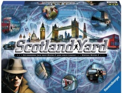 Ravensburger Scotlant Yard hra