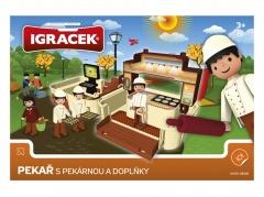 IGRÁČEK - Pekař + pekařství + doplňky box