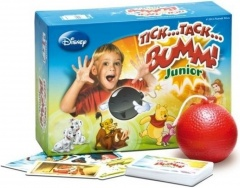 Piatnik Tik Tak Bum Junior Disney