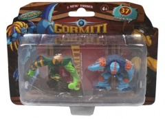 EP LINE Gormiti CARTOON figurky 2-pack