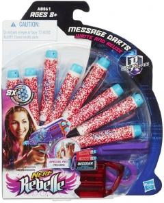 Hasbro NERF Rebelle šifrovací náboje náhradní balení