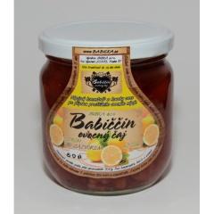 Babiččin ovocný čaj Citron se zázvorem 420ml