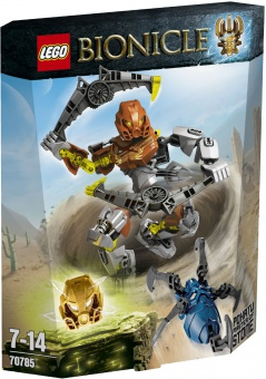 Lego Bionicle 70785 Pohatu – Pán kamene