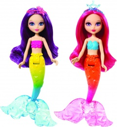 Barbie malá mořská víla