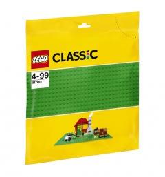 Lego Zelená podložka na stavění 10700