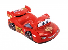 Intex Vodní vozidlo auto Cars