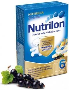 Nutrilon kaše Pronutra ovocná č. rybíz ml. 225g 8M
