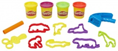 Hasbro Play-Doh Hrací sada The Animal Duffel Bag