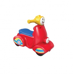 Fisher Price Smart Stages mluvící skútr