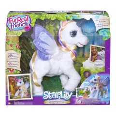 Hasbro Fur Real Friends jednorožec Starlily