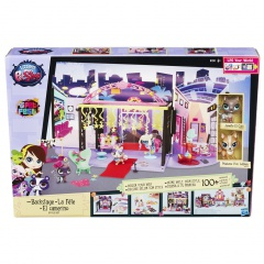 Hasbro Littlest Pet Shop hrací sada zákulisí