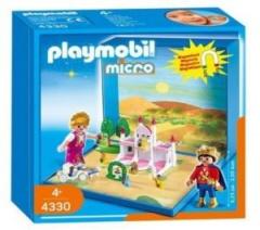 Playmobil 4330 Mikro Pohádkový zámek