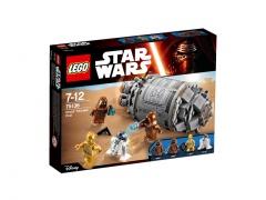 Lego Star Wars 75136 Droid™ Escape Pod (Únikový modul pro droidy)