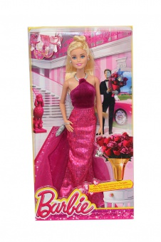 Barbie růžová party