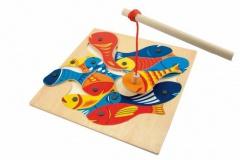 Magnetická hra - Rybičky s udičkou