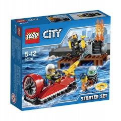 Lego City 60106 Hasiči – Startovací sada
