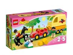 LEGO® DUPLO® 10807 Přívěs pro koně