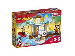 LEGO® DUPLO® 10827 Mickey a jeho kamarádi v domě na pláži
