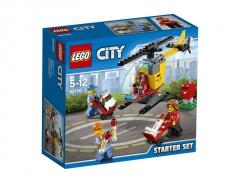 LEGO® City 60100 Letiště – Startovací sada