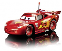 Dickie RC Cars Blesk McQueen Metallic