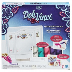 Hasbro Play-Doh Dohvinci Decorative design Kit