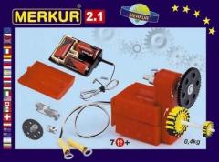 Stavebnice MERKUR M 2.1 Elektromotorek