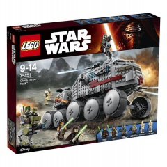 LEGO® Star Wars 75151 Turbo tank Klonů