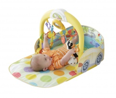 Fisher Price hrací dečka autíčko 3 v1